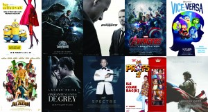 Top 10 Box Office 2015