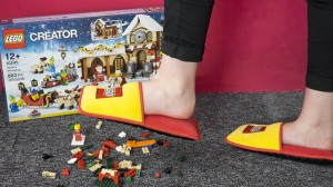 lego-chaussons-source lareclame.fr